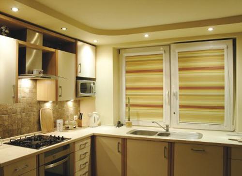 küche benötigt mehrere anläufe + indirekte led-beleuchtung - bw ... - Led Einbauleuchten Küche