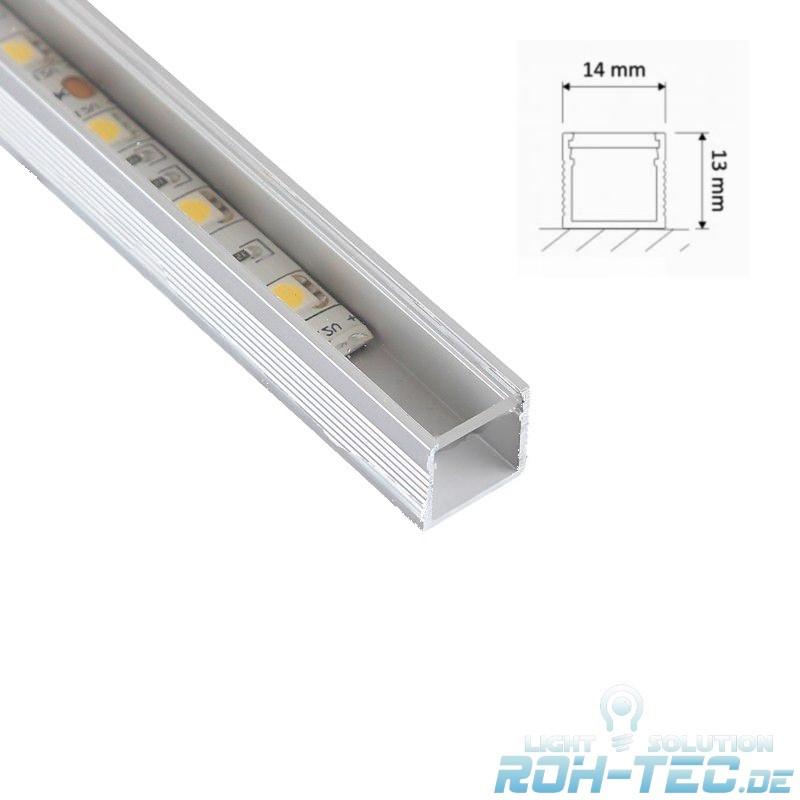 1m perfil de aluminio 5 anodizado led listones cobertor - Listones de aluminio ...